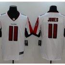 Men's Atlanta Falcons #11 Julio Jones color rush Limited jersey white