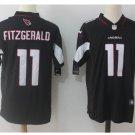 Men's Arizona Cardinals #11 Larry Fitzgerald Color Rush Limited Jersey black