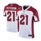 Men's Arizona Cardinals #21 Patrick Peterson Color Rush Limited Jersey white