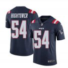 Men's Patriots 54 Dont'a Hightower Color Rush Limited Jersey navy blue