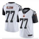 Men Bengals #77 Cordy Glenn vapor untouchable Color Rush Limited Jersey white