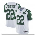 Men's New York Jets #22 Trumaine Johnson color rush Limited jersey white