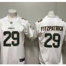 Mens Dolphins 29 Minkah Fitzpatrick color rush Limited jersey white