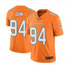 Men's Dolphins #94 Robert Quinn color rush Limited jersey orange