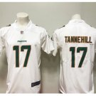 Men's Dolphins #17 Ryan Tannehill color rush Limited jersey white