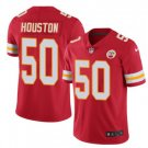 Men's KC Chiefs #50 Justin Houston color rush Limited jersey white