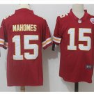 Men's KC Chiefs #15 Patrick Mahomes color rush Stitched Football jersey