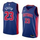 Men's Blake Griffin Detroit Pistons Nike Swingman Jersey Blue - Icon Edition