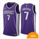 Men's Sacramento Kings Skal Labissiere Icon Edition Jersey - Purple