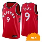 Men's Toronto Raptors Serge Ibaka Icon Edition Jersey - Red