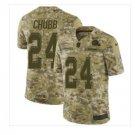 Nick Chubb Cleveland Browns Camo Jersey