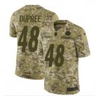 Bud Dupree Pittsburgh Steelers Stiched Camo Jersey