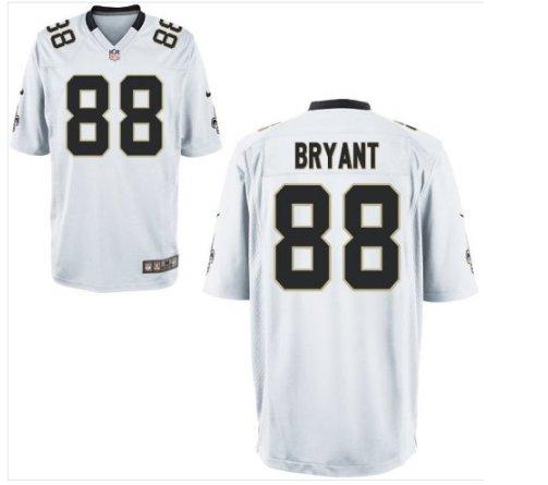 Dez Bryant New Orleans Saints Stiched White Jersey