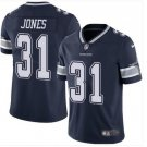 Mens Dallas Cowboys Byron Jones Limited Player Jersey Navy Blue