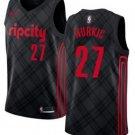 Men's Portland Trail Blazers Jusuf Nurkic Jersey City Edition Cream