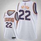 Men's 2018 NBA Draft Men's Phoenix Suns White DeAndre Ayton Association Jersey