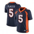 Men's Joe Flacco Denver Broncos color rush limited jersey navy blue