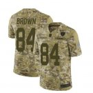 Men's Antonio Brown Oakland Raiders salute to service limited jersey camo