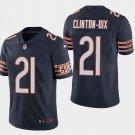 Men's HaHa  21 # Clinton-Dix Chicago Bears vapor limited jersey navy blue