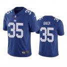Youth Deandre Baker New York Giants boys 35# Jersey blue