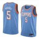 Men's montrezl harrell Los Angeles Clippers jersey light blue