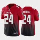 Men's Youth  Atlanta Falcons #24 A.J. Terrell 2020 Draft Jersey Black