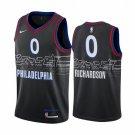 Men's Josh Richardson Philadelphia 76ers 2021 City Edition Jersey