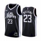 Mens & Youth Clippers #2 Kawhi Leonard 2021 City Jersey black