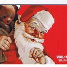 Walmart Collectible Gift Card - Santa and Bear VL4053