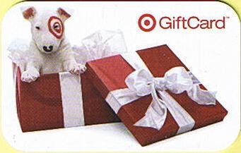 Target Collectible Gift Card - Bullseye Dog 0940 - USED