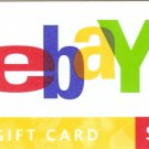 eBay Collectible Gift Card - $25 version - 07675003098 - USED