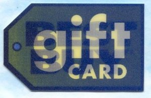 Best Buy Collectible Gift Card - Lenticular - Price Tag #8A05 - USED