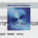 American Express Blue Cash Promotional Credit Card B0605