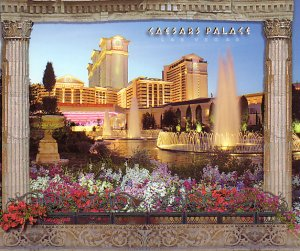 Las Vegas Postcard - Caesars Palace LV-272
