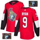 Bobby Ryan #9 Ottawa Senators Player Men's Jersey Red S M L XL XXL XXXL