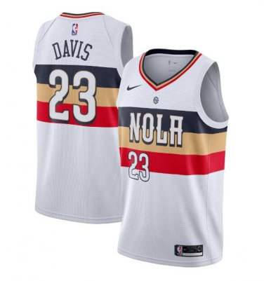 Anthony Davis 23 New Orleans Pelicans 2018 19 Men S