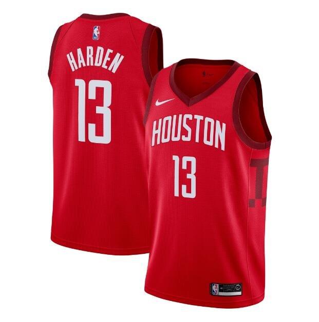 James Harden #13 Houston Rockets 2018/19 Swingman Men's