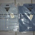 100 - Abercrombie Mens Plaid Long Sleeve Shirts