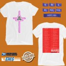 CONCERT 2018 THIRTY SECOND TO MARS THE MONOLITH WHITE TEE DATES CODE EP02