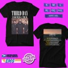CONCERT 2018 THIRD DAY FAREWELL USA BLACK TEE DATES CODE EP01