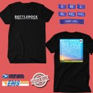 CONCERT 2018 BOTTLEROCK FESTIVAL ON JUNE BLACK TEE DATES CODE EP01