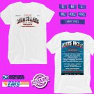CONCERT 201 ROOTS PICNIC FESTIVAL ON JUNE WHITE TEE DATES CODE EP01