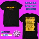 CONCERT 2018 SOUNDSET FESTIVAL ON MAY BLACK TEE DATES CODE EP01