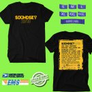 CONCERT 2018 SOUNDSET FESTIVAL ON MAY BLACK TEE DATES CODE EP02