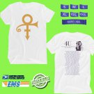 CONCERT 2018 4U A SYMPHONIC CELEBRATION OF PRINCE TOUR WHITE TEE DATES CODE EP01