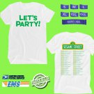 CONCERT 2018 SESAME STREET LIVE! LET'S PARTY TOUR WHITE TEE DATES CODE EP02