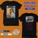 CONCERT 2018 LIZ PHAIR AMPS ON THE LAWN TOUR BLACK TEE DATES CODE EP01