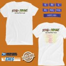 CONCERT 2018 STING AND SHAGGY:THE 44/876 TOUR WHITE TEE DATES CODE EP01