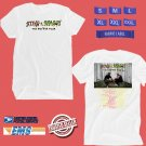 CONCERT 2018 STING AND SHAGGY:THE 44/876 TOUR WHITE TEE DATES CODE EP02