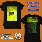 CONCERT 2018 OZUNA AURA ON USA TOUR BLACK TEE DATES CODE EP03